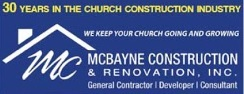 Church Builders, Church Construction, Church Renovation, Church Remodeling, Church Funding & Management, Church Loan - Church Builders of America